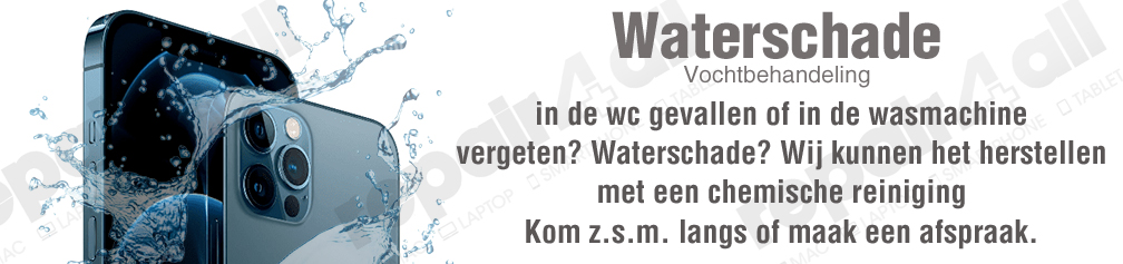 Waterschade reparatie